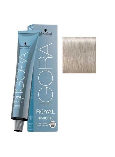 Schwarzkopf Igora Royal Highlifts No:12-11 Özel Açıcı Yoğun Sandre Saç Boyası Renksiz